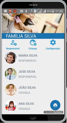 APP My Kids - Sistema para Ministério Infantil